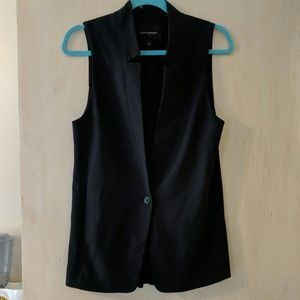 Banana Republic Vest with Pleated Back